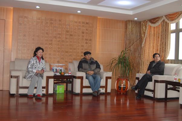 中科院副院长杨柏龄莅临宁波新芝生物科技公司