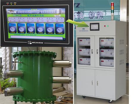 宁波新芝镇海炼化丁二烯安装后现场安装案例