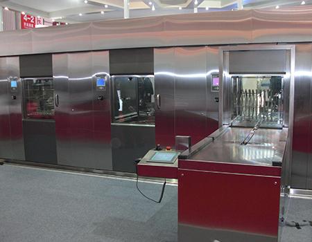 SZ系列全自动光学零部件清洗机