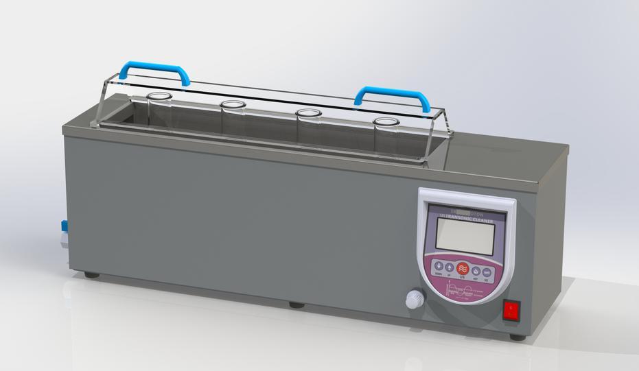 超声波提取振荡反应器