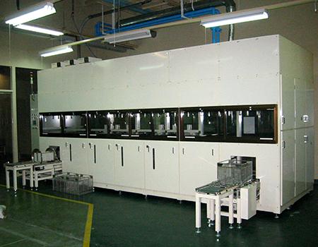 SZ系列精密五金冲压拉伸零部件清洗机