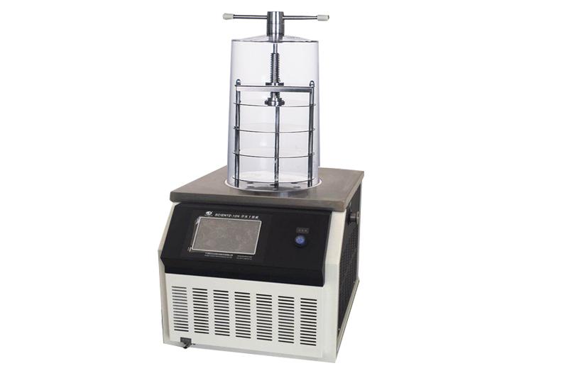 SCIENTZ-10N压盖型冷冻干燥机