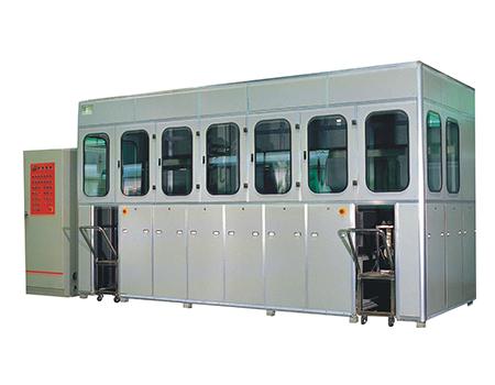 SZ系列不锈钢五金清洗机
