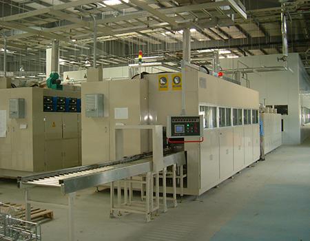 SZ系列压缩机部品全自动超声波清洗机