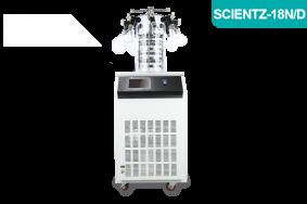 SCIENTZ-18N/D压盖多歧管型冷冻干燥机