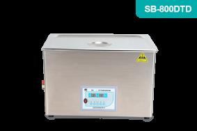 SB-800DTD功率可调加热型超声波清洗机