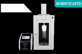 多通道超声波细胞破碎机SCIENTZ-24TD