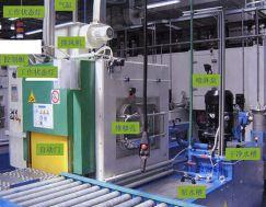 SZ系列单工位高压喷淋清洗机
