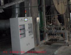 不防爆型齐鲁石化热电厂冷凝器超声波阻、除垢器现场